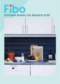 PDF-katalog over kjøkkenbenker. Katalog fra Trelakkering på Tyristrand